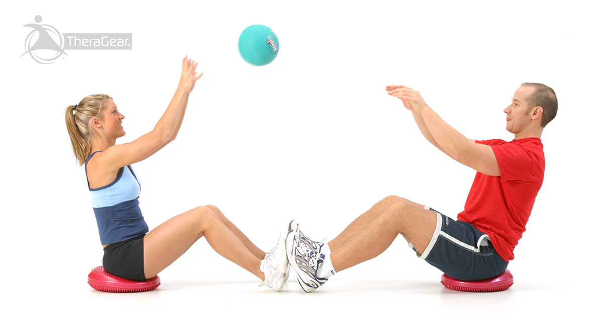 Top 5 Medicine Ball Exercises for Six Pack Abs with a ...